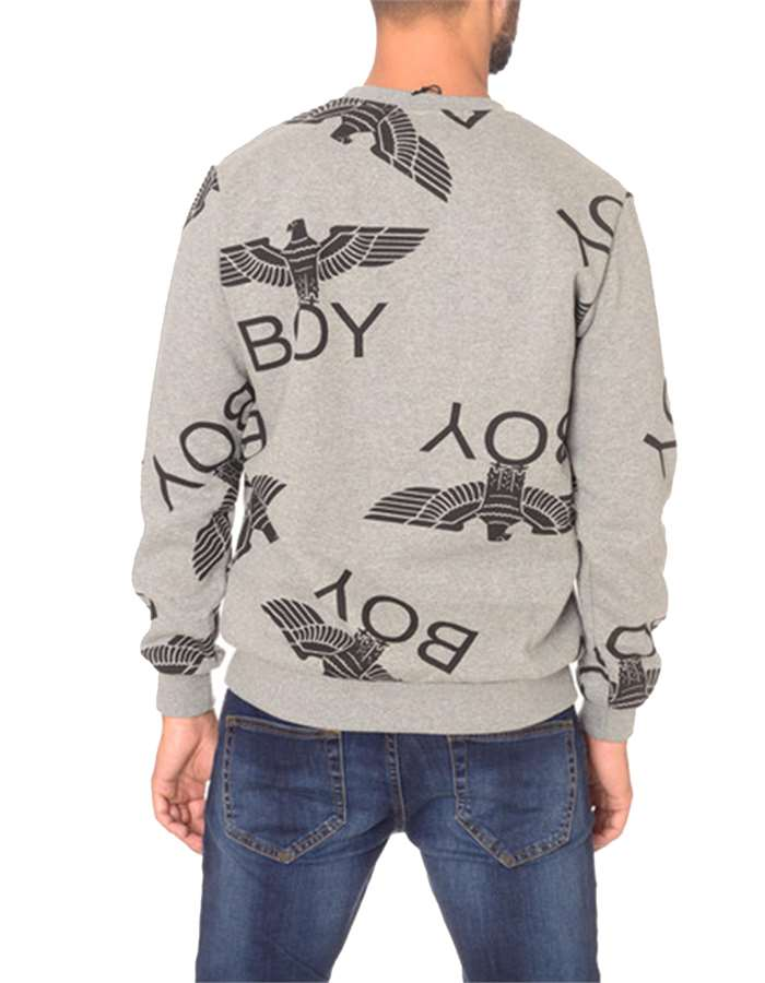 Boy London Sweat Grey